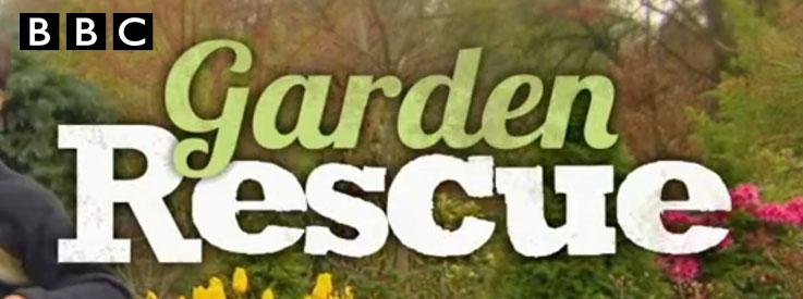 BBC Garden Rescue logo