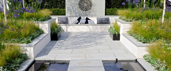 Vogue garden design 2014