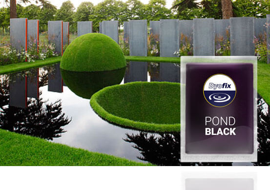 Pond Black Powder Dye